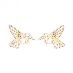 Bo'Bell Sweet Little Bird Free Nature Jewelry Earring