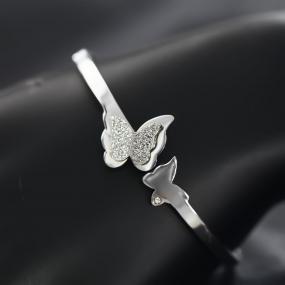 Bo'Bell Fashionable Stylish Butterfly Clip Bracelet