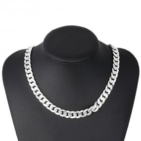 Bo'Bell Trial Unisex Sterling silver Chain