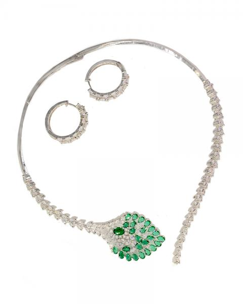 Majestic Kelly Necklace Set
