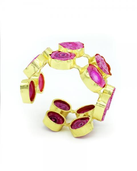 Pink Pop Handcuff....