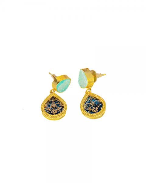 Azure Delight Earrings