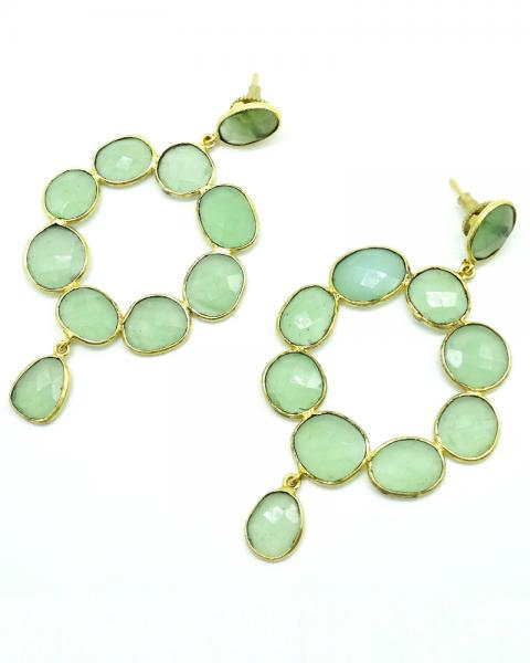 Jade Lime Loops....