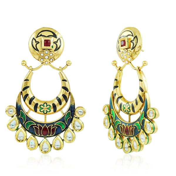 ethnic jewelry - Meenakari Jewelry