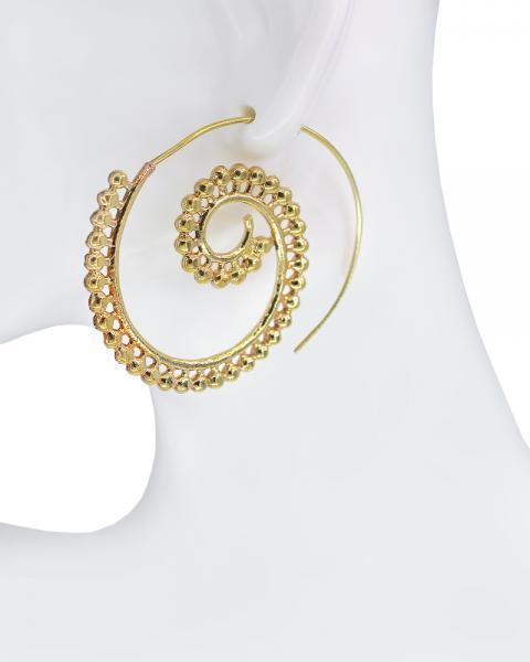Fiona Spiral Hoops