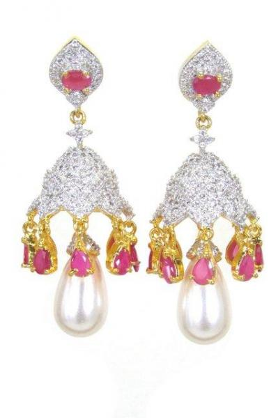 Bo'Bell Simple'n'Sweet AD Solid Designer Earring