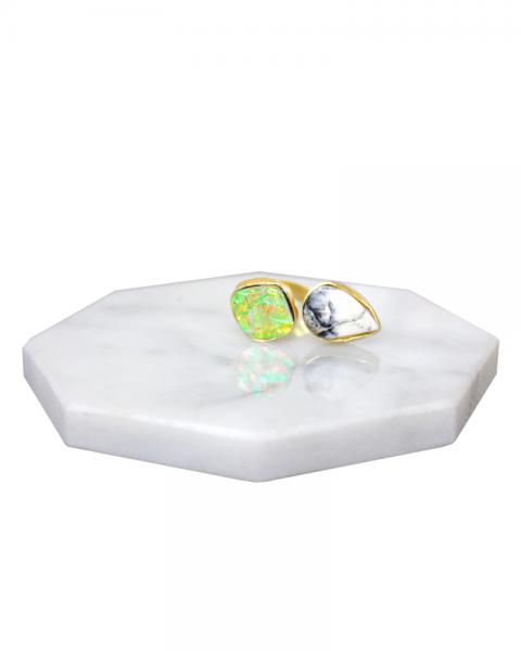 Gemini Glare Ring....