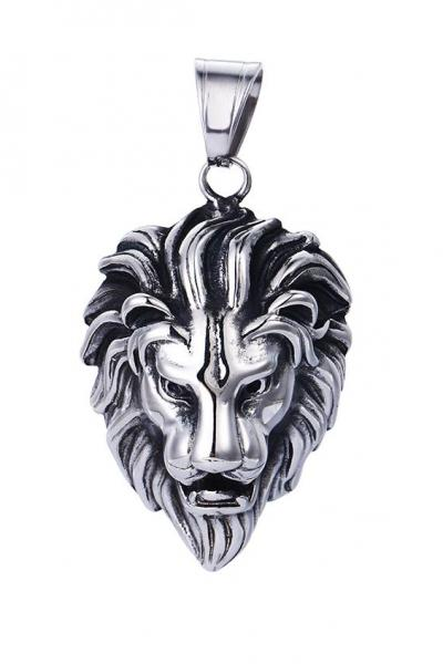 Bo'Bell Gorgeous Lion Roar Pendant