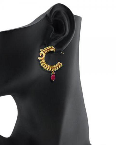 Bo'Bell Exotic Stylish Designer Earring