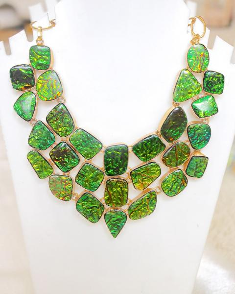 Colors of Nature Necklace