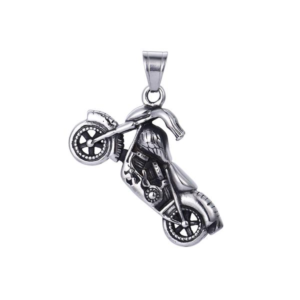 Bo'Bell Macho Men's Bike Jewelry Pendant