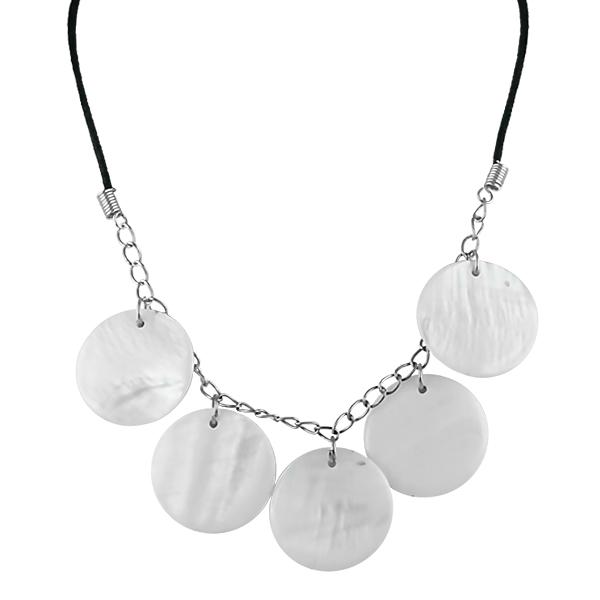 funky Abalony shell necklace