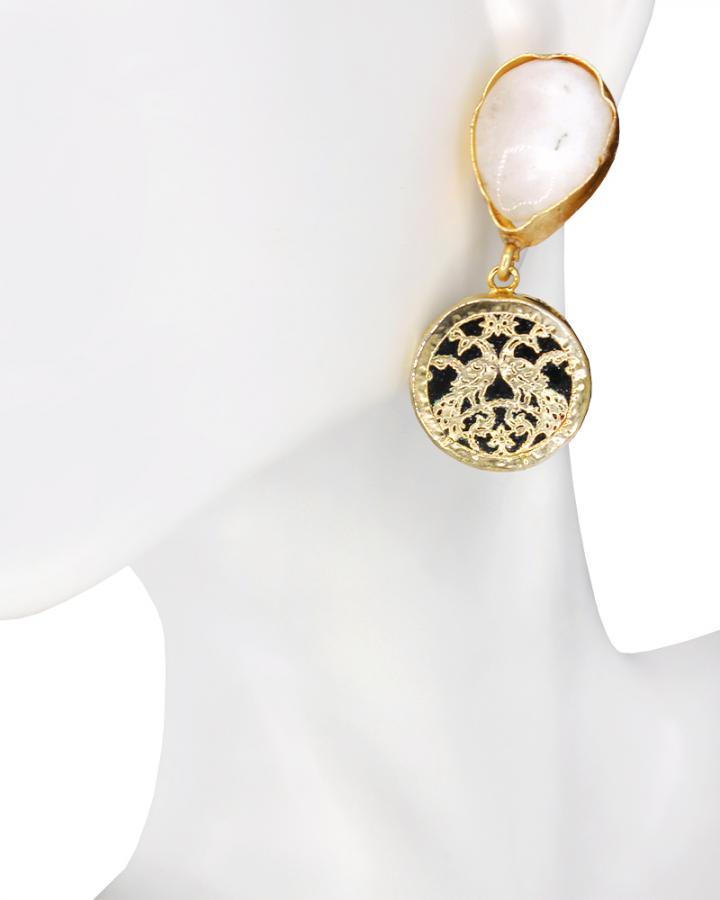 Moon Dream Earrings