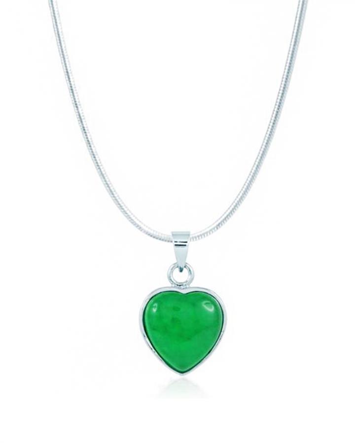 Heart Jade Junior