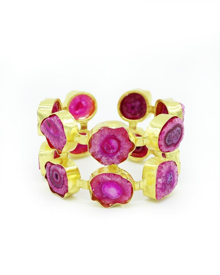 Pink Pop Handcuff