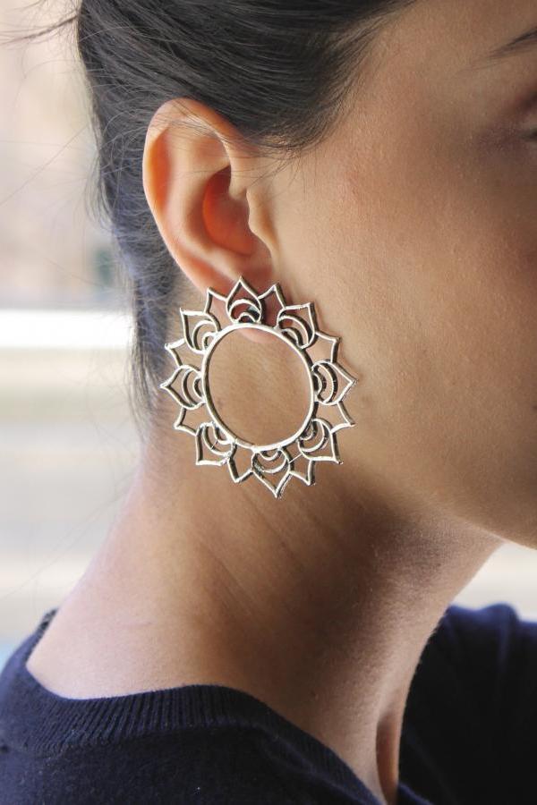 Chakra Earring....