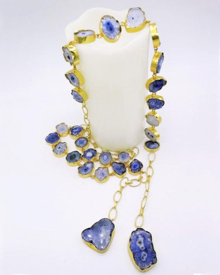 Skye Scarf Necklace