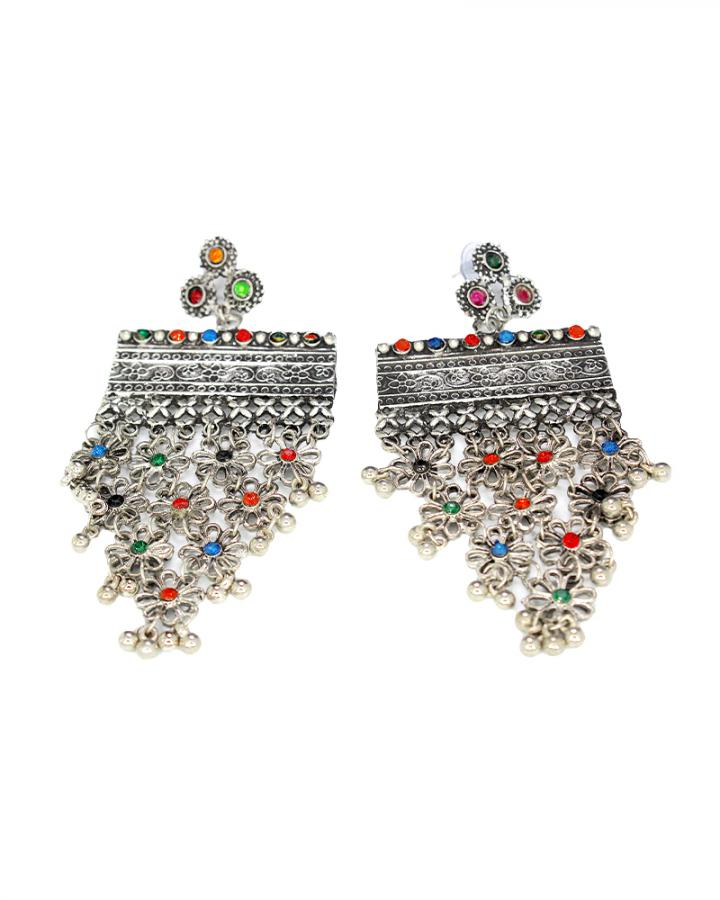 Flora Chymes Earring