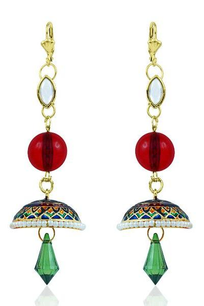 Bo'Bell Graceful Delicate Designer Earring/MULTI
