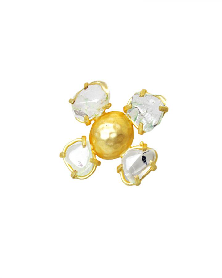 Dahlia Blush Ring