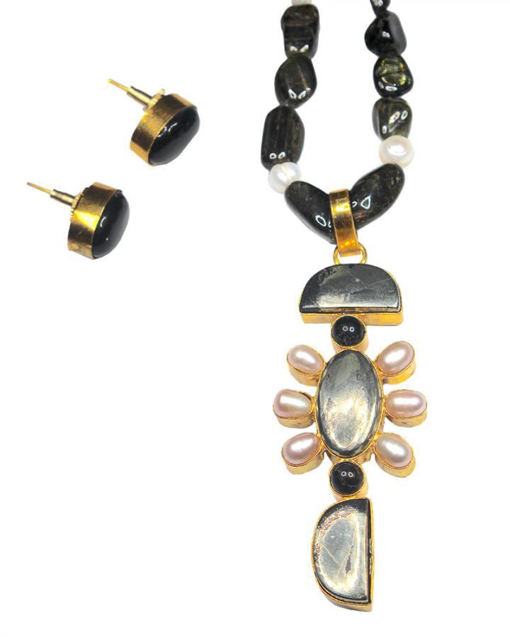 Ella Pixie Necklace Set